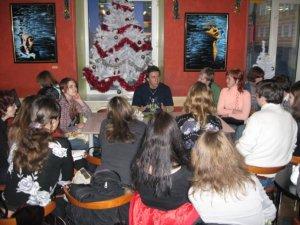 Питер. Встреча с читателями 2007 г.
